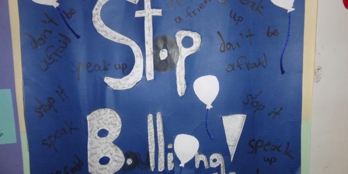 Μιλάμε για τη βία και τον σχολικό εκφοβισμό